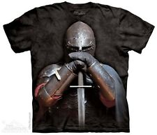 THE MOUNTAIN KNIGHT ARMOR SWORD SHIELD MEDIEVAL YOUTH KIDS TEE T SHIRT S-XL