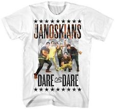 THE JANOSKIANS DARE OR DARE YOUTUBE COMEDY PRANK GROUP T TEE SHIRT S M L XL 2XL