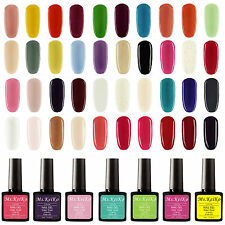 MSKEIKO NEW 73 colors Soak-off UV Led Gel Polish Long-lasting Nail Art 10ml-1