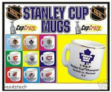 NHL MINI CERAMIC STANLEY CUP CHAMPIONS MUG - 1929-1943 AVAILABLE