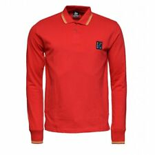 Money Purity Badge PS13007 Dark Red (A6) Mens  L/S Polo Shirts