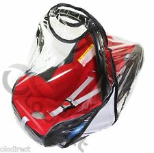 New TOP QUALITY Car Seat RAIN COVER FOR BABYSTYLE OYSTER CARSEAT Raincover