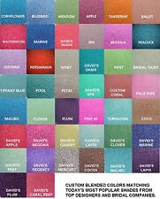 Colored Sand 8oz (3/4cup Vol) Custom Colors~ to David's Bridal ~ Unity Ceremony