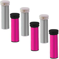 Micro Pedi CHOOSE eXtra Super Extreme Coarse Refill Emjoi Replacement Rollers