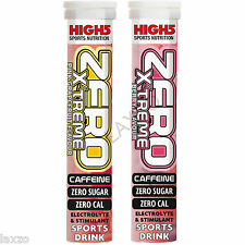 High5 Zero xtreme Hydration Electrolyte Sports Drink Vitamin Tablets cycling