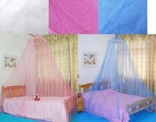 New Lace Girls Bed Netting Canopy Mosquito Bedroom Curtain Travel