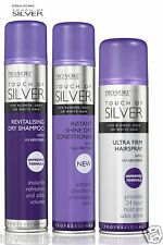 Revitalising Dry Shampoo UV AbsorberInstant Shine Dry Conditioner TouchOf Silver