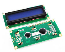 1602 12864 2004 0802 1604 Character LCD Display Module Blue/Yellow blacklight