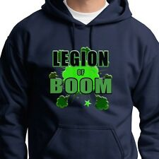 LEGION OF BOOM 2 Sherman Browner T-shirt Seattle Seahawks Hoodie Sweatshirt