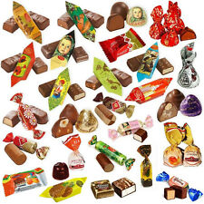 Russian CHOCOLATE CANDY (Premium Quality Assortement) - 2 LBS, 3 LBS, 4 LBS