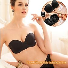 Vstyle Miss double Invisairpad Bra /Invisible underwear  bra inflatable mattres