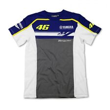 New Official Valentino Rossi VR46 Special Yamaha Mans T'Shirt 2014