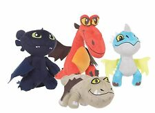 """NEW 12"""" DREAMWORKS HOW TO TRAIN YOUR DRAGON 2 PLUSH SOFT TOY"""