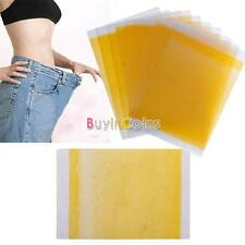 10/20pcs Slim Patches Slimming Fast Loss Weight Burn Fat Belly Trim Patch BYCA