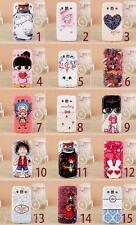 Cool Cartoon Soft Case Cover Guard Protector For Samsung Galaxy Win Pro G3812