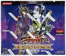 Yu-gi-oh Duelist Pack 10 Yusei Fudo 3 Cards DP10 Mint Take Your Pick New