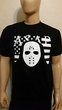 ASAP MOB Black  T SHIRT  A$AP ROCKY VSVP HIP HOP  TEE diamond obey rappers COMME