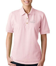 VOLLEY BALL VOLLEYBALL Embroidery Embroidered Lady Woman Polo Shirt