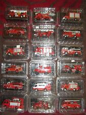 Fire Engines of the World - 1:50, 1:43, 1:64, 1:76, 1:72 DEL PRADO