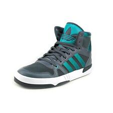 Adidas Court Pro Mens Faux Leather Sneakers Shoes