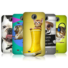 HEAD CASE DESIGNS FUNNY ANIMALS CASE COVER FOR HTC DESIRE 300