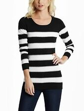 GUESS Janica Striped Sweater