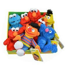 Baby Toddler Kids Children Sesame Street Soft Stuffed Plush Doll Toy Room Decor