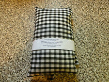 """HANDMADE MICROWAVE WHEAT BAG / CHILL PACK- LARGE SIZE - 6""""X19""""WITH LAVENDER"""