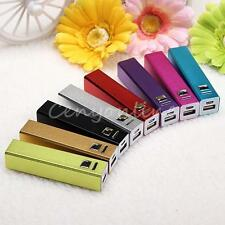 2600mAh USB Power Bank Case Kit 18650 Battery Charger DIY Box for All Cell Phone