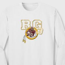RG3 Robert Griffin III T-shirt Jersey Washington Redskins #10 Long Sleeve Tee