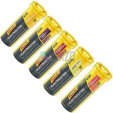 Powerbar 5 Electrolytes Energy Drink Tablets (10 tab tube) sports cycling energy