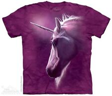 THE MOUNTAIN DIVINE UNICORN PONY PINK CUTE PRINCESS HOLY SPIRIT TEE SHIRT S-5XL