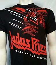 JUDAS PRIEST SCREAMING FOR VENGEANCE BLOOD STONE HEAVY ROCK T TEE SHIRT S-XL