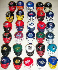 NHL GOALIE HELMET GUMBALL ALL TEAMS AVAILABLE Dallas Stars New Logo 30 different