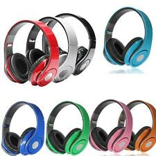 3.5mm Foldable Stereo Headset Headphone for Laptop Desktop MP3/4 iPhone 4 4S