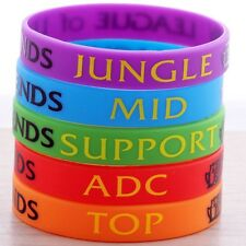 Hot! LOL  League Of Legends Top Jungle Adc Mid Support