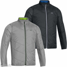 Under Armour UA 2014 Men's ColdGear Infrared Full Zip Knock Down Jacket Fleece