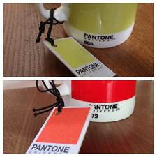 PANTONE ESPRESSO COFFEE CUP~VARIED COLOURS~ FREE POST UK