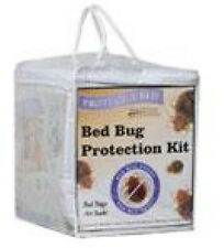 Protect-a-Bed bed bug protection pack for mattress, boxspring, pillow. full XL