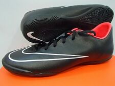 NIKE MERCURIAL VICTORY V IC STEALTH PACK INDOOR COURT FUTSAL SOCCER SHOES