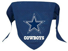 Dallas Cowboys NFL Dog Pet Football Bandana Officially Licensed All Sizes