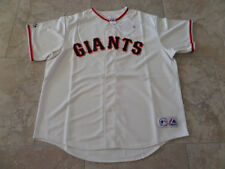 San Francisco GIANTS Barry Zito Baseball Jersey Ivory sz M/XL/2XL