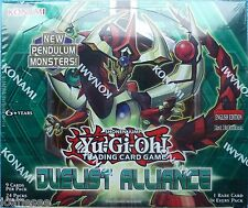Yu-gi-oh Duelist Alliance DUEA Commons Mint Single/Playset Take Your Pick New