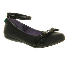 Mens Kickers Verda Strappy BLACK Trainers Shoes
