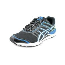 Asics Gel Storm Mens Black Basic Textile Running Shoes