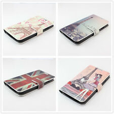 Magnetic Leather Holder Wallet Case Stand Folio Cover for Samsung Galaxy S3 9300