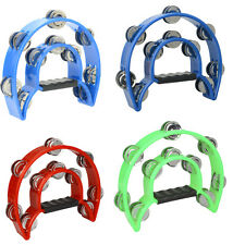 "8.46"" Musical Tambourine Tamborine Drum Percussion Gift Party Festival 5 Color"
