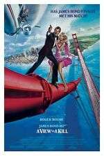 New A View to a Kill James Bond Maxi Poster