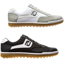 2014 FootJoy GreenJoys Retro Court Golf Shoes Close Out Price NEW 45375 45382