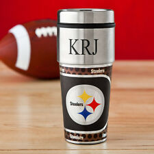 NFL Football Hot Cold Personalized Coffee Drink Travel Mug Tumbler 17oz
